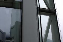 Site Visit Window Wall Sample