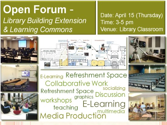 Library Building Forum Presentation
