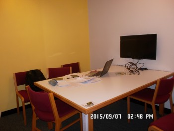 NEW! LG3-04 Group Study Room