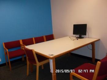 NEW! LG3-08 Group Study Room