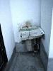 A sink for the ground floor rooftop garden